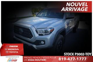 Used 2018 Toyota Tacoma TRD OFF ROAD| INTÉGRALE| SAFETY SENSE for sale in Drummondville, QC