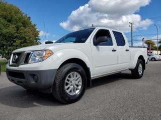 Used 2017 Nissan Frontier 4WD Crew Cab *BT*CRUISE*A/C* 125$/SEM for sale in St-Jérôme, QC