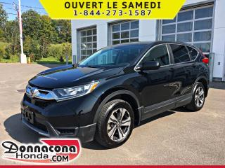 Used 2017 Honda CR-V LX AWD * GARANTIE 10 ANS / 200 000 KM* for sale in Donnacona, QC