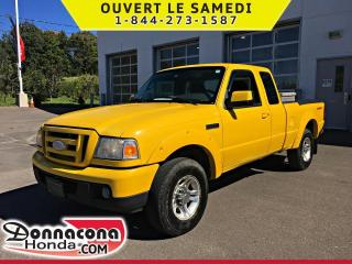 Used 2007 Ford Ranger XL *JAMAIS ACCIDENTE* for sale in Donnacona, QC