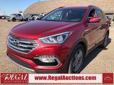 Photo of Red 2018 Hyundai Santa Fe