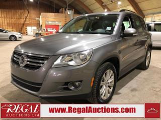 Used 2009 Volkswagen Tiguan 2.0T 4D Utility AWD for sale in Calgary, AB