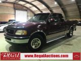 Photo of Maroon 1998 Ford F-150