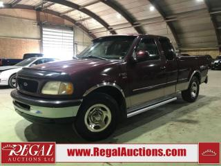 Used 1998 Ford F-150 XLT 2D SUPERCAB RWD for sale in Calgary, AB