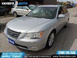 Photo of Bright Silver 2009 Hyundai Sonata