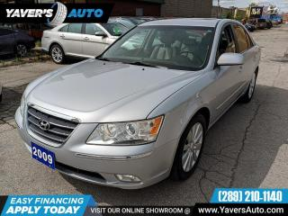 Used 2009 Hyundai Sonata GLS for sale in Hamilton, ON
