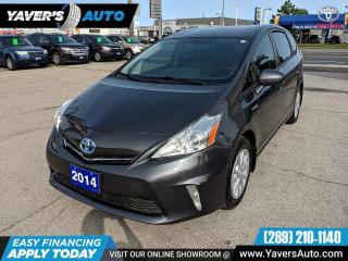 Used 2014 Toyota Prius V Two for sale in Hamilton, ON
