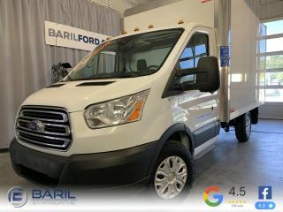 Used 2019 Ford fourgon cube 12 pieds for sale in St-Hyacinthe, QC