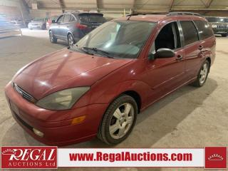 Used 2003 Ford Focus ZTW 4D Wagon FWD for sale in Calgary, AB