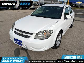 Used 2010 Chevrolet Cobalt LT w/1LT for sale in Hamilton, ON