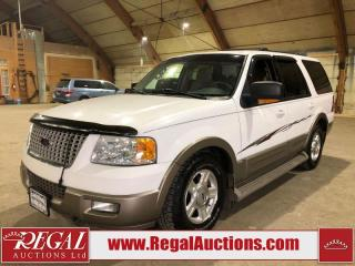 Used 2004 Ford Expedition 4D Utility SPORT 4WD for sale in Calgary, AB