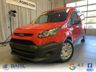 Used 2016 Ford Transit Connect XL avec 2 portes coulissantes for sale in St-Hyacinthe, QC