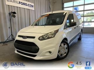 Used 2014 Ford Transit Connect XLT avec 2 portes coulissantes for sale in St-Hyacinthe, QC