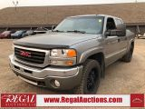 Photo of Grey 2006 GMC Sierra 1500