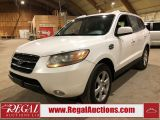 Photo of White 2009 Hyundai Santa Fe