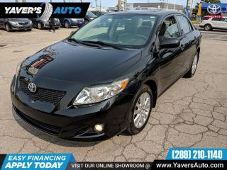 Used 2010 Toyota Corolla LE for sale in Hamilton, ON