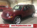 Photo of Red 2011 Jeep Patriot