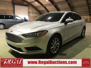 Used 2017 Ford Fusion S 4D Sedan for sale in Calgary, AB