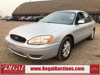 Used 2004 Ford Taurus SEL 4D Sedan for sale in Calgary, AB