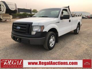 Used 2009 Ford F-150 2D REGULAR CAB PICKUP for sale in Calgary, AB