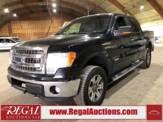 Used 2013 Ford F-150 XTR 4D CREW CAB PICKUP 4WD for sale in Calgary, AB