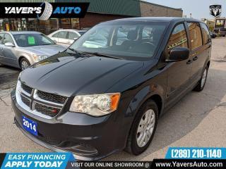 Used 2014 Dodge Grand Caravan SE for sale in Hamilton, ON