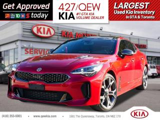 Used 2018 Kia Stinger GT Limited for sale in Etobicoke, ON