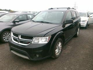 Used 2018 Dodge Journey for sale in London, ON