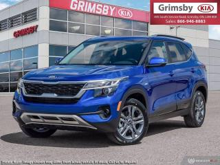 New 2021 Kia Seltos for sale in Grimsby, ON