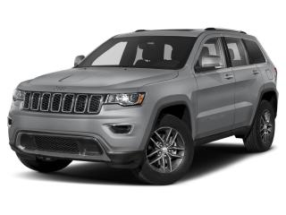 New 2020 Jeep Grand Cherokee LIMITED 4X4 for sale in Milton, ON