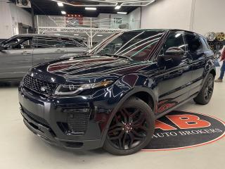Used 2017 Land Rover Evoque HSE DYNAMIC I COMING SOON I PANO I NAVI for sale in Vaughan, ON