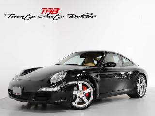 Used 2006 Porsche 911 CARRERA S I 6 SPEED I SPORTS CHRONO I CLEAN CARFAX for sale in Vaughan, ON