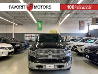 Used 2015 RAM 1500 Laramie|CREW|4WD|ALPINE|ECODIESEL|CHROME RIMS|+++ for sale in North York, ON