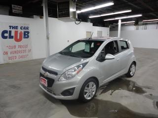 Used 2015 Chevrolet Spark 5dr HB AUTO CVT LT w-1LT for sale in Ottawa, ON