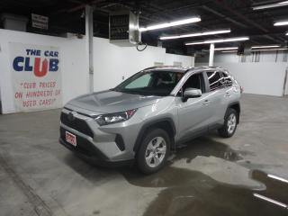 Used 2019 Toyota RAV4 AWD LE for sale in Ottawa, ON