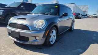Used 2008 MINI Cooper Clubman S - HEATED SEATS, MOON ROOF, AUTOMATIC for sale in Kingston, ON
