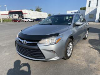 Used 2015 Toyota Camry LE - REAR CAM, BLUETOOTH, TOUCH SCREEN for sale in Kingston, ON