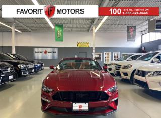 Used 2019 Ford Mustang GT Premium|CONVERTIBLE|460HP|V8|TAN LEATHER|NAV|++ for sale in North York, ON