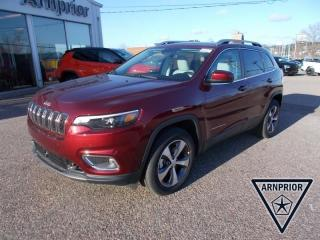 New 2021 Jeep Cherokee Limited for sale in Arnprior, ON