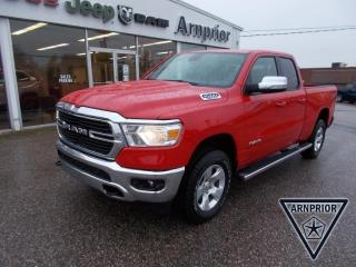 New 2021 RAM 1500 Big Horn for sale in Arnprior, ON