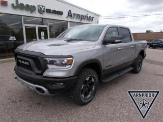 New 2021 RAM 1500 Rebel for sale in Arnprior, ON