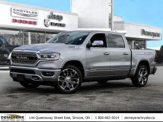 New 2021 RAM 1500 LIMITED | 0% FINANCING PLUS GET $1500 BONUS CASH for sale in Simcoe, ON