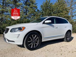 Used 2016 Volvo XC60 AWD T5 Special Ed Premier *NAV - PANORAMIC ROOF* for sale in Winnipeg, MB