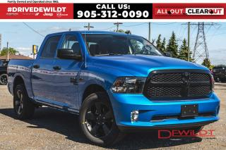 New 2020 RAM 1500 Classic NIGHT EDITION | SUB ZERO PKG | for sale in Hamilton, ON