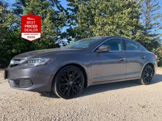Used 2017 Acura ILX PREMIUM *CARBON PKG - ADAPTIVE CRUISE - SUNROOF* for sale in Winnipeg, MB