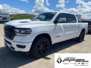 New 2021 RAM 1500 SPORT l PANO ROOF l 12'' SCREEN for sale in New Hamburg, ON