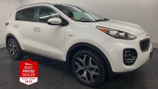 Used 2017 Kia Sportage AWD SX TURBO NAV ***JANUARY BLOWOUT PRICE*** for sale in Winnipeg, MB