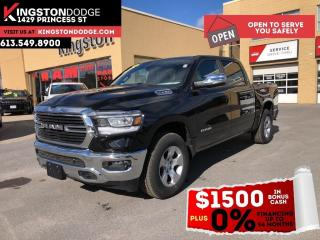 New 2021 RAM 1500 Big Horn | Bed Utility Group | Remote Start | Heat for sale in Kingston, ON
