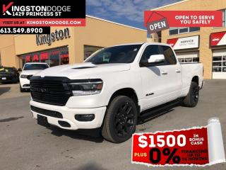 New 2021 RAM 1500 Sport | Night Edition | Ventilated Seats | Nav | 1 for sale in Kingston, ON