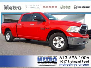 Used 2015 RAM 1500 SLT ECODIESEL LOW KMs for sale in Ottawa, ON